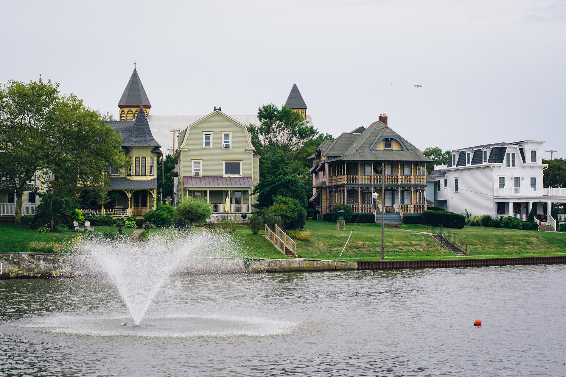 Wesley Lake, Ocean Grove NJ photo